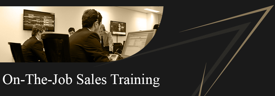 on_the_job_sales_training